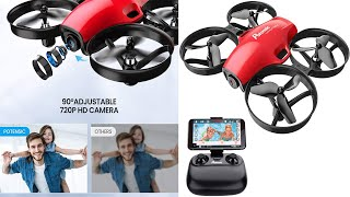 Small Drone With Camera For Travel - 2020 Best Travel And Vacation Camera Drone Flight Test Review