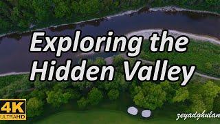Exploring the Hidden Valley || DJI Phantom 4