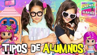 🎀 POPULAR Vs NERD 📚 TIPOS DE ALUMNOS En La CASA De ESTUDIANTES De  PINYPON 🏫 VIDEOS DIVERTIDOS