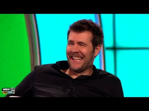 Vykopal Rhod Gilbert mrtvého křečka? - Would I Lie to You?