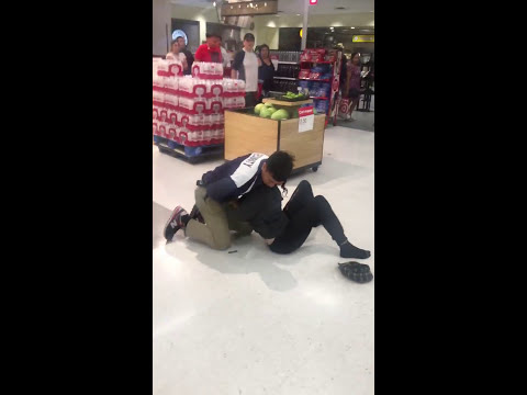 Target Lady Meltdown
