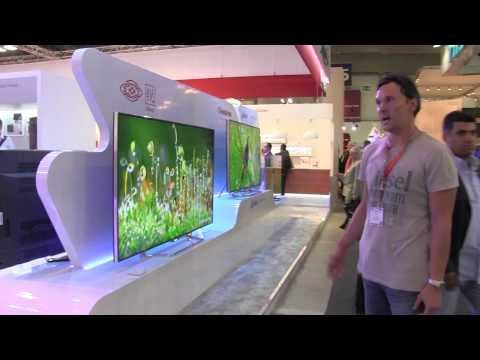 [IFA] levné 4K televizory Changhong