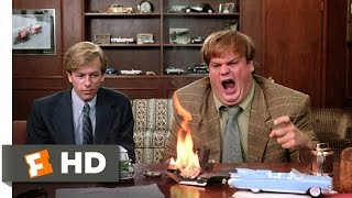 Tommy Boy (2/10) Movie CLIP - Desktop Demo (1995) HD