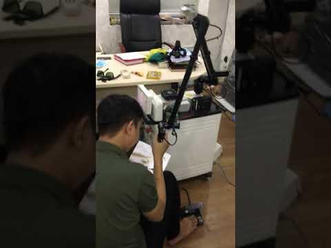 Sửa máy laser xóa xăm nd yag