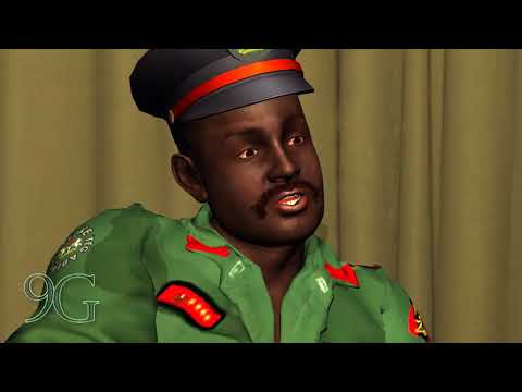 The Movie Nigeria and Biafra Civil War_The First Assembly Pt 1
