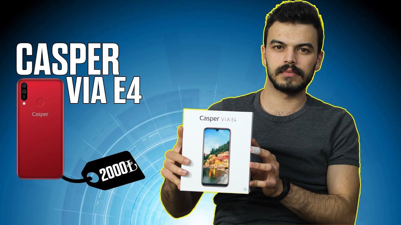 Cepkolik.com YouTube ekibi Casper VIAE4'ü inceledi. Casper VIAE4'ün tasarımdan, kamera performansına kadar tüm detaylarına bu incelemeden ulaşabilirsiniz.