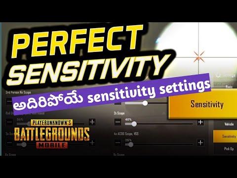 Pubg Mobile Best Sensitivity Settings - Premium Android