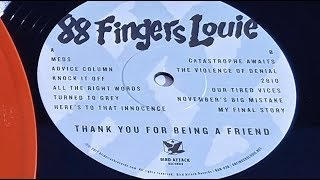 Catastrophe Awaits - 88 Fingers Louie
