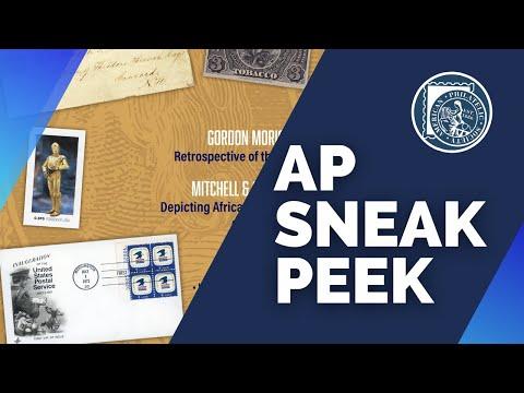 Behind the Scenes Ep.4: The American Philatelist (July 2021)
