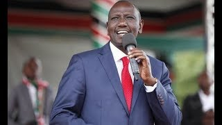 DP Ruto: If they are man enough let them come forward and face me