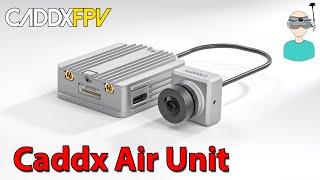 Caddx Air Unit // DJI Camera Unit Update