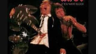 ACDC Riff Raff Live (Bon Scott)