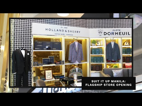 Suit it Up Manila Has Arrived I @suititupmanila