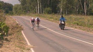 Тренировка по велотреку в Красных крыльях