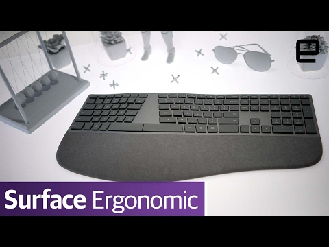 Microsoft Surface Ergonomic Keyboard: Review