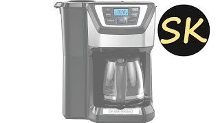 5 Best Grind and Brew Coffee Makers 2019 - 2020