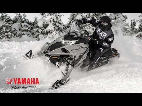 2019 Yamaha Sidewinder L-TX DX in Spencerport, New York