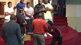 September 15, 2019 Sunday Worship Service 10:50am