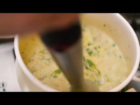 Cooking Lessons - Intro - 5 Flavours of Health - Agnes Khan - Potato Leek Soup