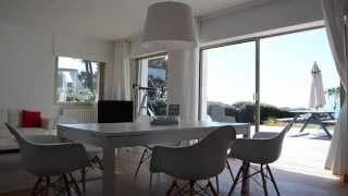 preview picture of video 'La Maison de la Plage, location  en bretagne'