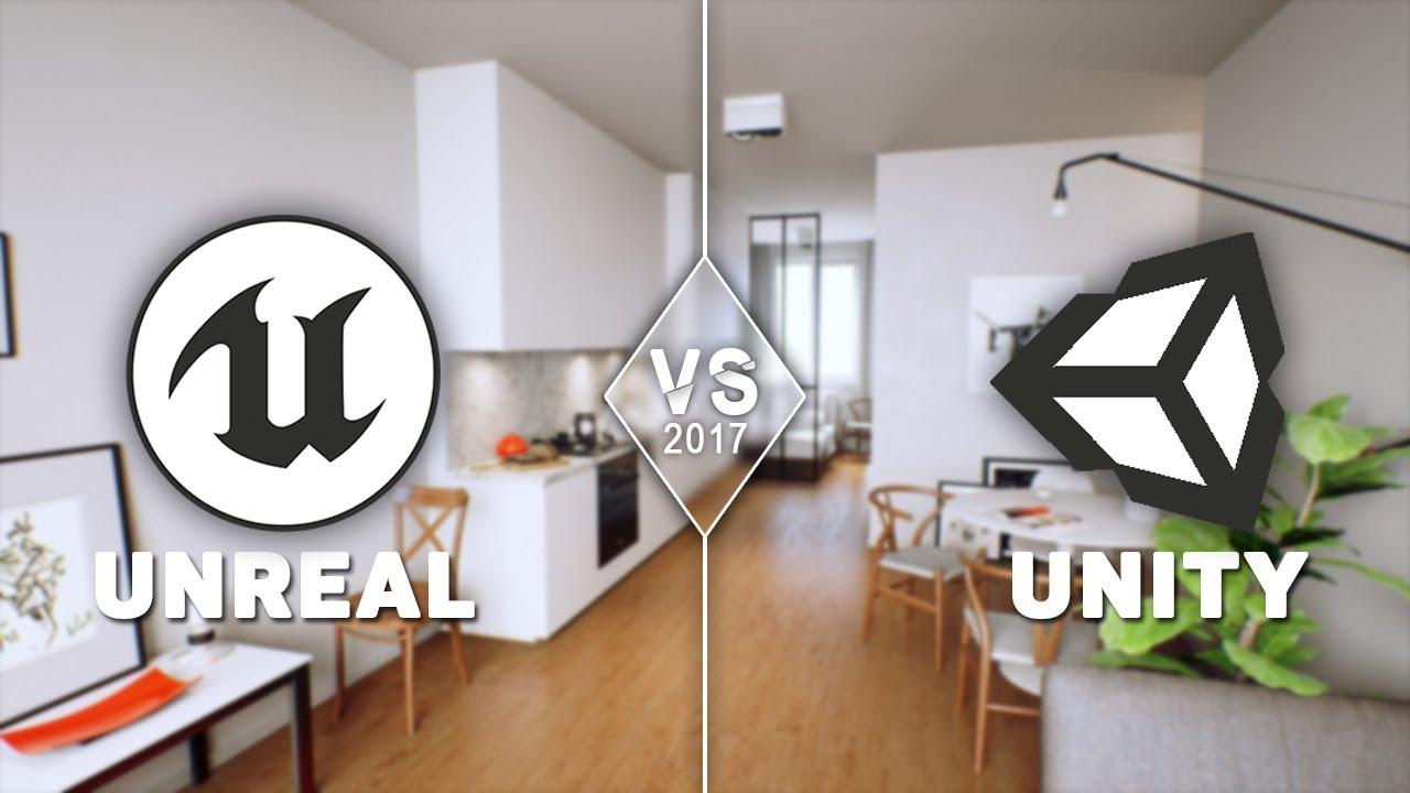 Unity vs Unreal | Graphics Comparison