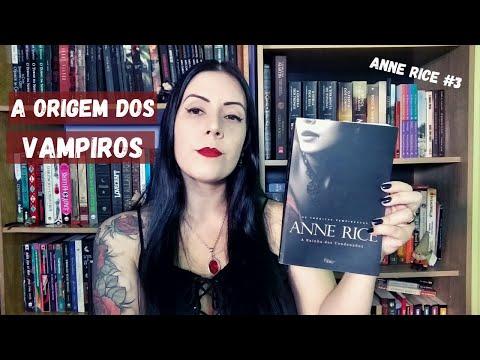 A Rainha dos Condenados (Anne Rice) | As Crônicas Vampirescas #03