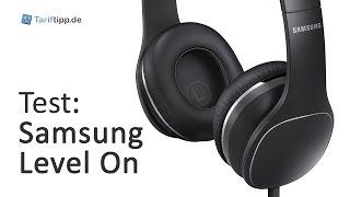 Samsung Level On OG900 | Test in deutsch (HD)