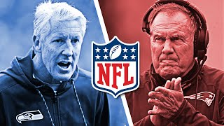 Top 5 Highest Paid NFL Coaches