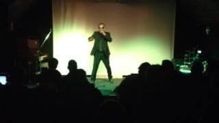 Video Lukrecius Chang - Vystoupení na Premiéře Filmu (Syn) Brno