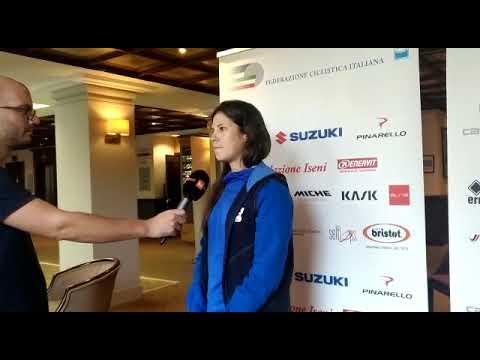 YORKSHIRE 2019 - Elena Cecchini alla vigilia della crono a squadre mista