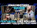 Download Video Jonas Brothers - Sucker (Cover) ft. Luke Holland, Tyler Carter, Jared Dines, Teddy Swims