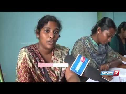 Youngsters keen on learning shorthand : Special story | News7 Tamil