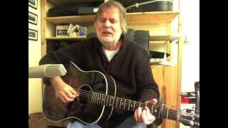 Copperline (James Taylor) guitar lesson and tab