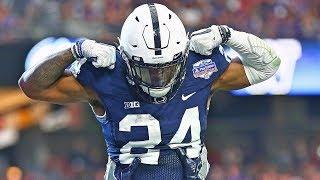 Penn State RB Miles Sanders || 2018 Season Highlights