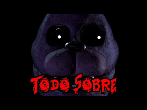 Todo Sobre Bonnie De Five Nights At Freddy's |  FNAF