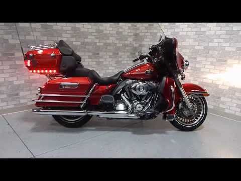 2012 Harley-Davidson Electra Glide Ultra Classic at Killer Creek Harley-Davidson®, Roswell, GA 30076