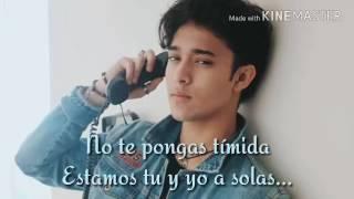 Reggaetón Lento   Letra _ CNCO