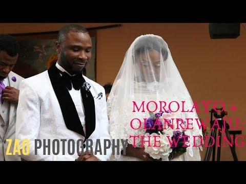 MOROLAYO + OLANREWAJU: WEDDING HIGHLIGHTS