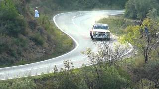 preview picture of video 'Ford Escort Mk2 - El Priorat - WRC Spain 2010'