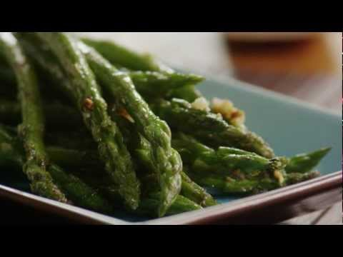 Video How to Make Sauteed Garlic Asparagus