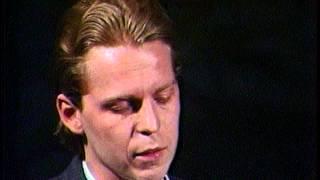 1983 Peter Baumann (Tangerine Dream) Interview on Videowave