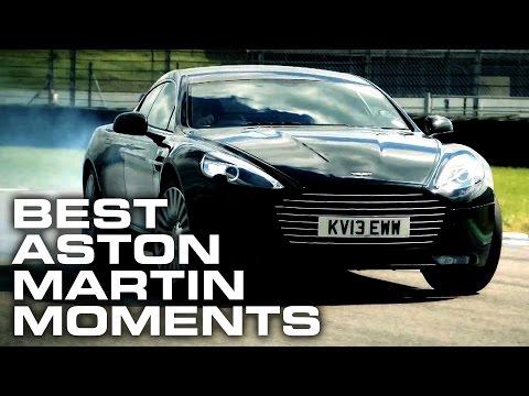 Best Aston Martin Moments – Fifth Gear