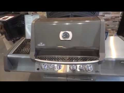 Napoleon Prestige P500RSIB Grill review – Napoleon p500rsibpss Product Review Video