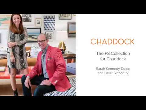 PS Collection for Chaddock: Live at the High Point Market, April 2017