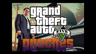 TELEPORTING GLITCH Grand Theft Auto V 2017!!!