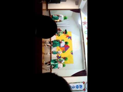 季美の森幼稚園 お遊戯会 つばめ組 嵐ワイドアットハート