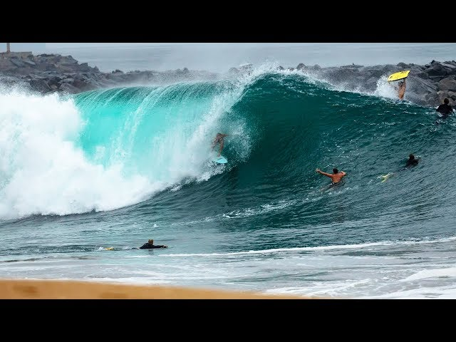 SURFING PERFECT WEDGE | JAMIE O'BRIEN