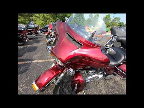 2017 Harley-Davidson Touring Ultra Limited FLHTK
