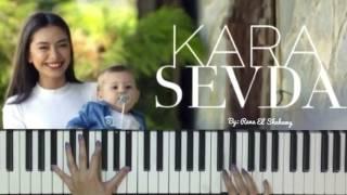 Kara Sevda Dizi Müziği- Tatlı Günler -Piano