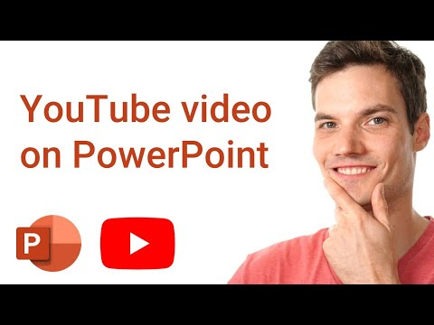 How to Insert YouTube Video in PowerPoint